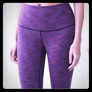 High waisted wunder under leggings